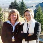 Nuria Chinchilla y Maruja Moragas