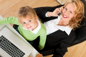 mother-and-daughter-work-team